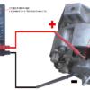Проверка якоря генератора мультиметром