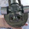 Как заменить крестовину карданного вала