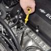 Почему исправный двигатель ест масло