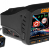 Автомобильный видеорегистратор с радар-детектором 5 в 1 CARCAM COMBO 5S