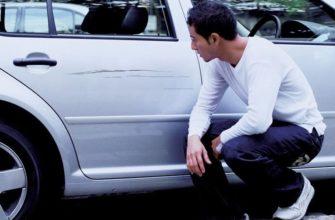 Как избавиться от царапин на кузове автомобиля с помощью полировки